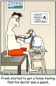quack-doctor