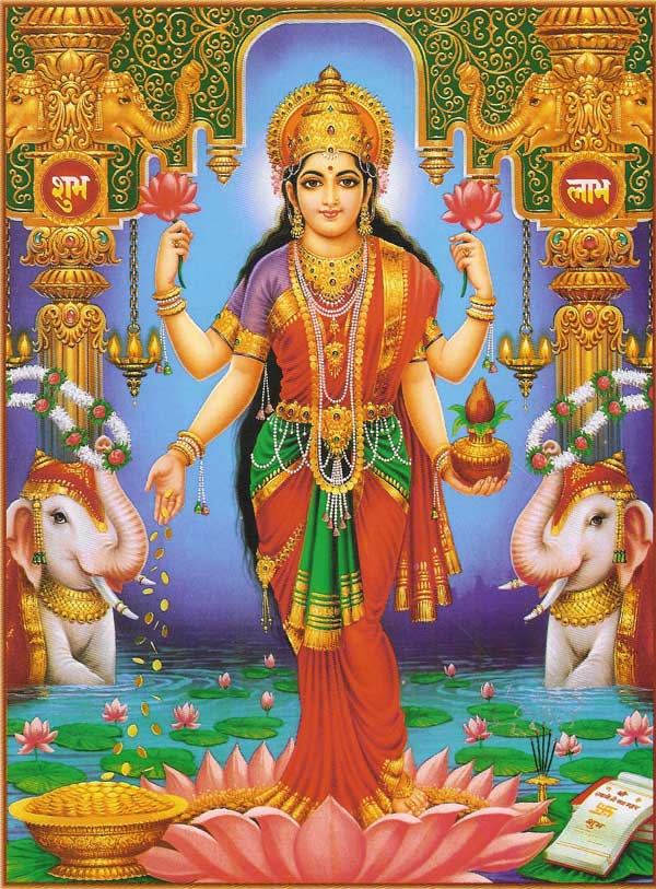 Lakshmi « Triangulations