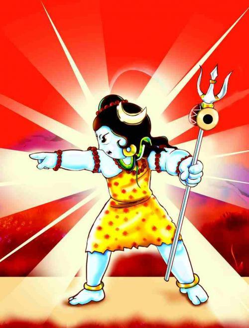 Hd wallpaper bholenath - Shiva Angry Triangulations