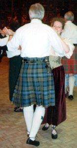 Dancing in a Kilt