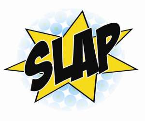 Jesus Slaps You