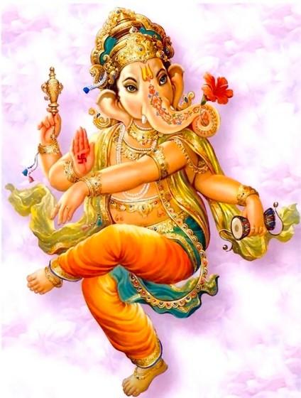 Happy Birthday Ganesh Triangulations