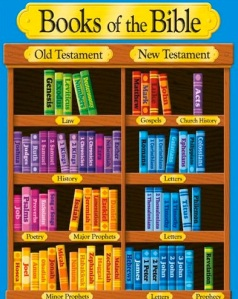 Most popular books of the bible