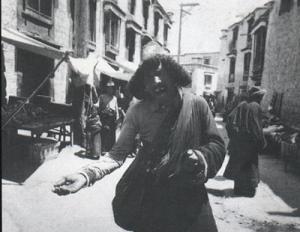 An Angry Beggar
