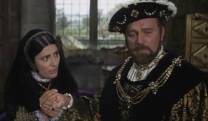 Catherine of Aragon & Henry VIII from another TV series (1970)