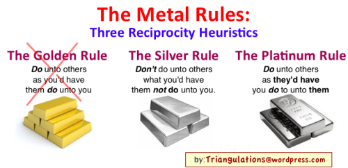 Platinum is better than Gold | Triangulations