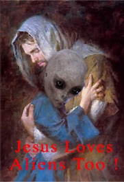 Jesus & Alien