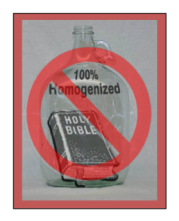 Not Homogenized