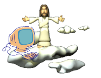 Cloud Jesus