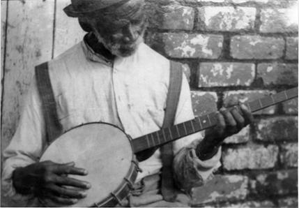 banjo-man