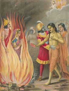 Sita's_ordeal_by_fire