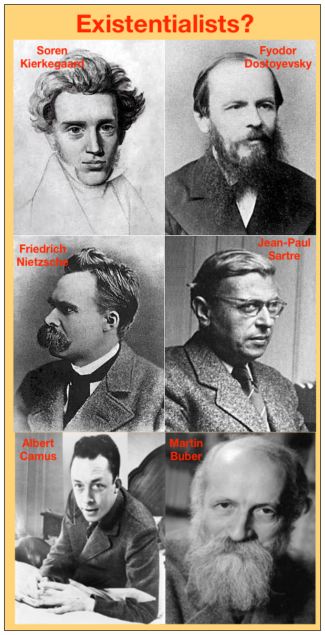 an analysis of the concepts of existence and society by dostoevsky kierkagaard nietzsche and jaspers Existentialism says existence precedes essence dostoevsky, kierkegaard, nietzsche and kafka  existential analysis published by the society for existential.