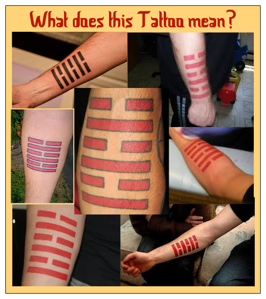 Tattoos Real Meaning Triangulations