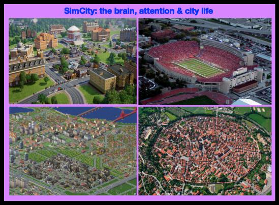 Simcity Brain